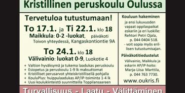 Kouluun ilmoittautuminen lv:lle 2019-20
